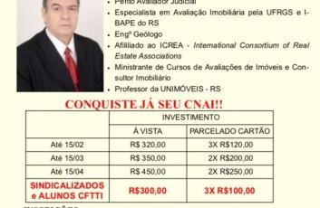 CURSO DE AVALIAÇÃO DE IMÓVEIS